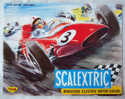 1964 Scalextric Miniature Electric Motor Racing (5th ed.)